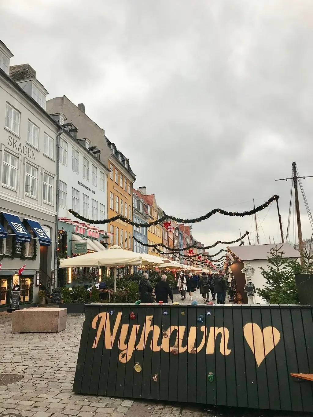 Visit a Copenhagen Christmas Market this Winter : Where Angie Wanders