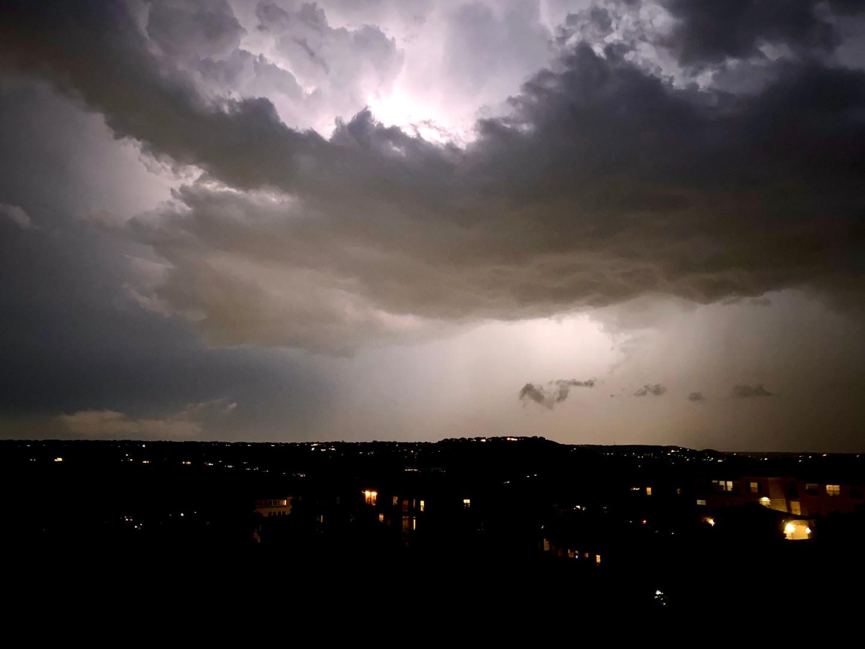 thunderstorm, emotional turbulence