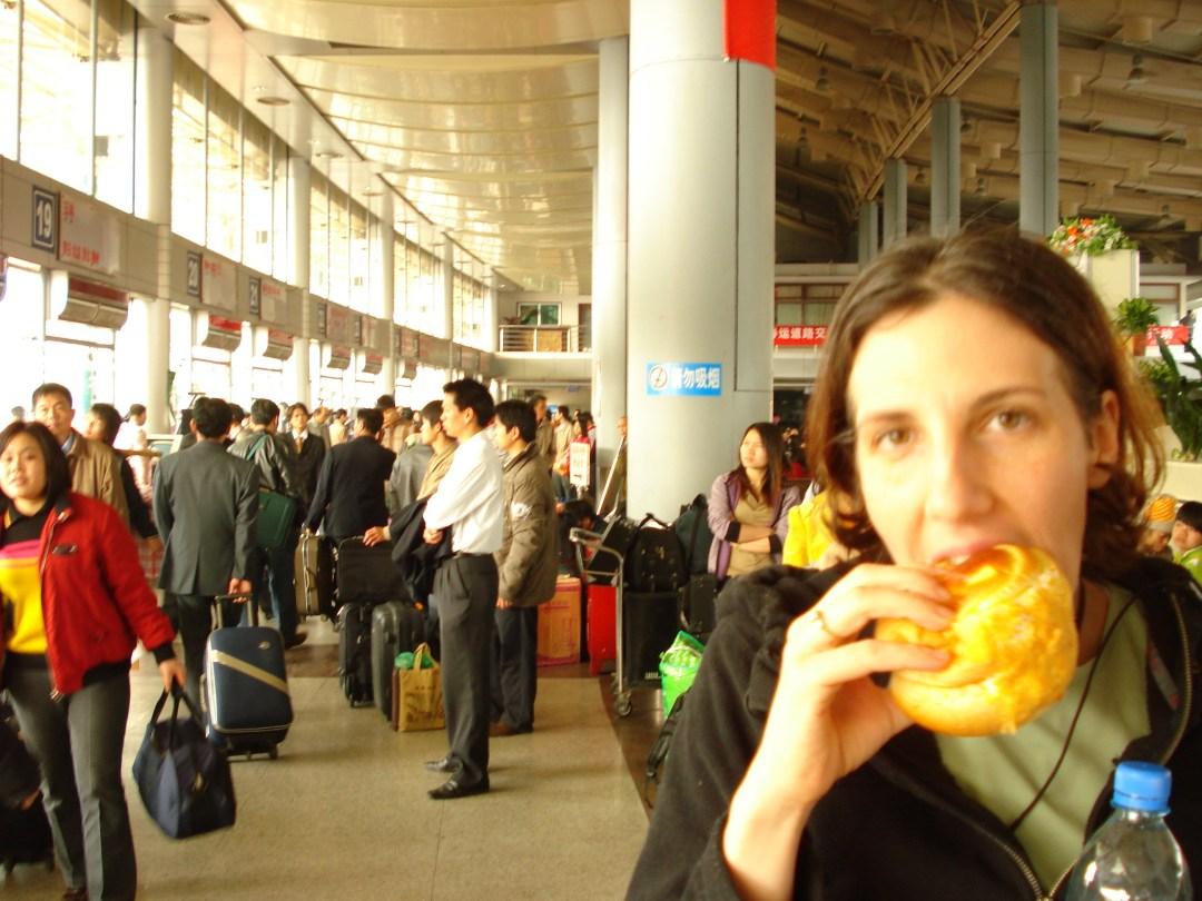 China Nanning bus station1