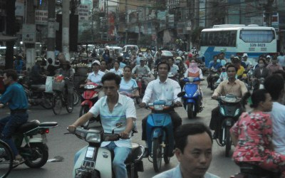 Woman's Day in Saigon
