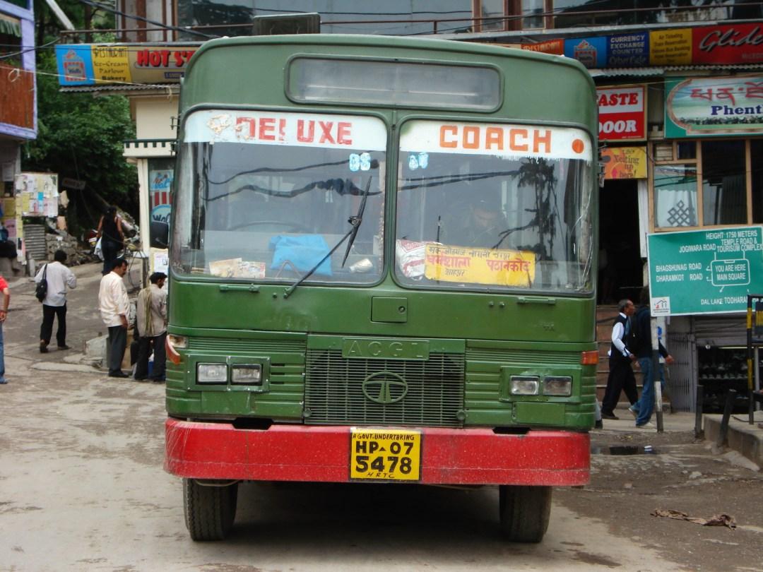 India McCleod Deluxe Coach
