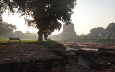 Part 4: The peace of Sarnath vs the chaos of Delhi