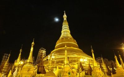 """""""This is Burma, and it will be quite unlike any land you know about."""""""