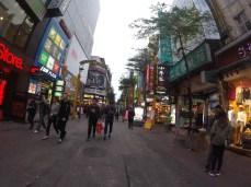 Ximending streets