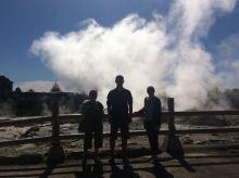 Like true geothermal explorers
