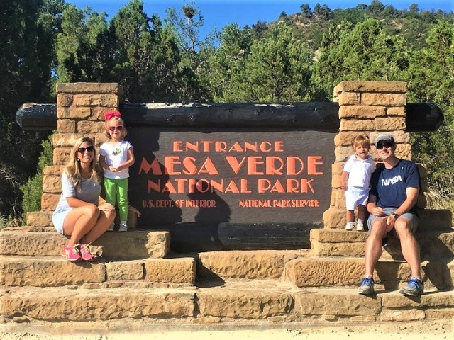 Welcome to Mesa Verde National Park!