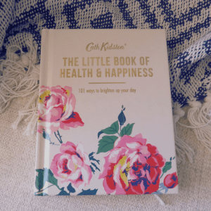 Cath Kidson- The Little Book of Health and Happiness