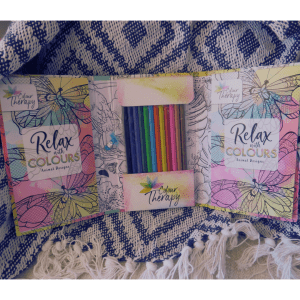 Relax with Colours- Colour Therapy