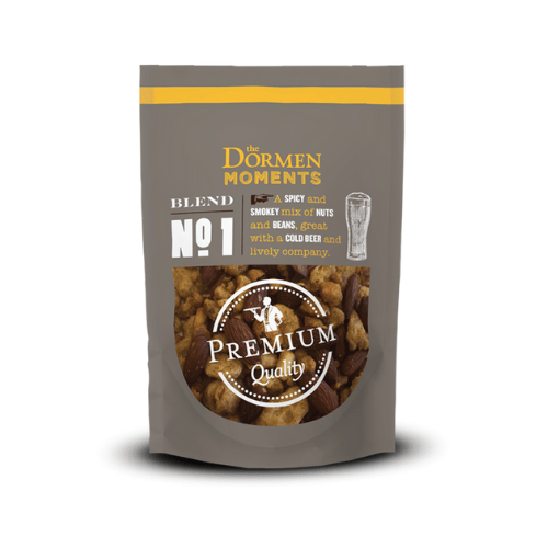 The Dormen Moments Beer Nut Mix