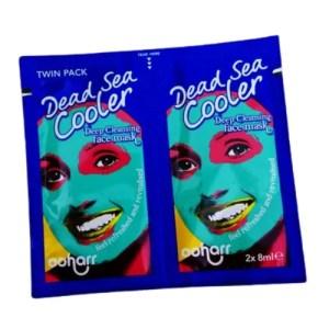 Dead Sea Mud Masks- Twin Pack