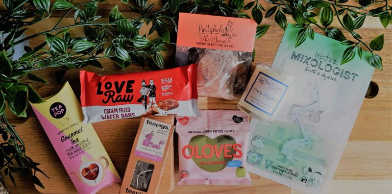 Vegan Care Package- Treatbox Gifts