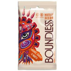 Boundless- Orange, Ginger and Maple