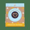 salted caramel milk chocolate buttons 40g 2