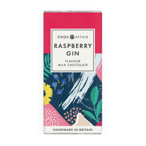Raspberry Gin Milk Chocolate