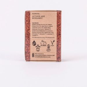 Organic Soap- Red Clay