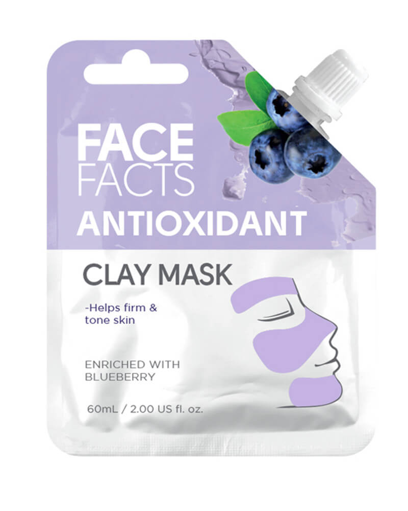 Face Facts Antioxidant Clay Mask