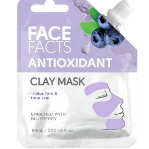 Antioxidant Clay Mask
