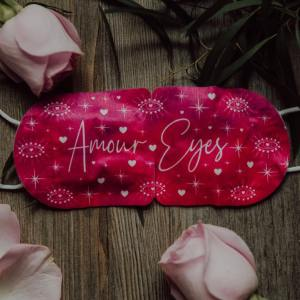 Amour Eyes Self-Heating Eye Mask