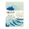 Japanese Woodblocks Midi Notebook Collection