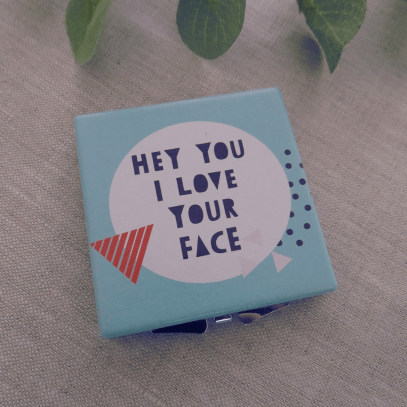 Hey You, Compact Mirror