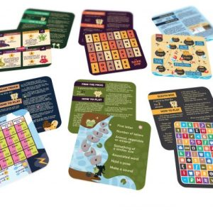 Coaster Games Set
