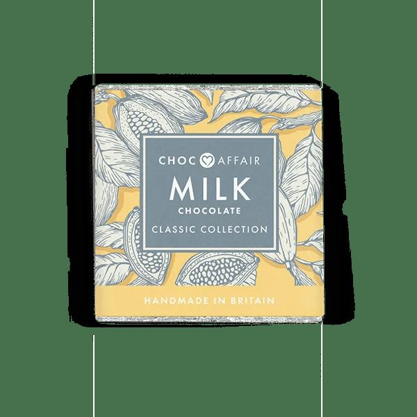 30g milk chocolate- choc affair
