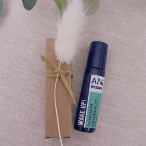 Wake Up- Roll On Aromatherapy