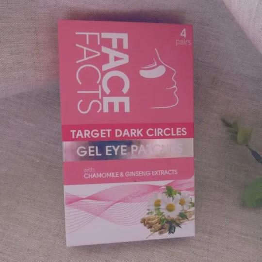 Under eye patches