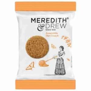 Irresistible Oat Crunch- Meredith & Drew Mini Biscuits
