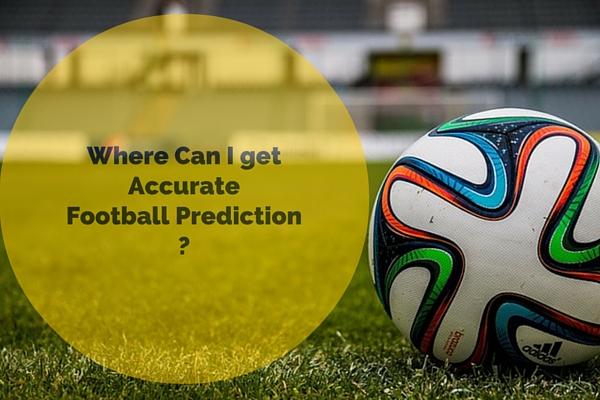 Accurate Football Prediction