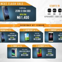 Jumia Mobile Week Flash Sale