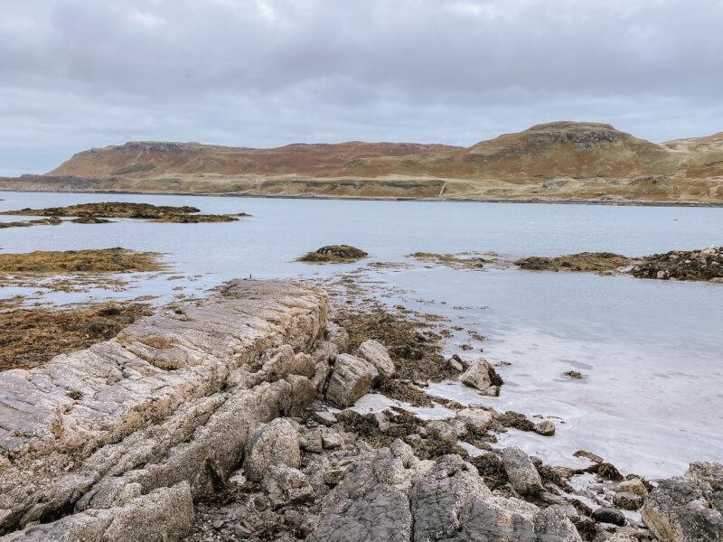 image of calgary beach on the Isle of Mull