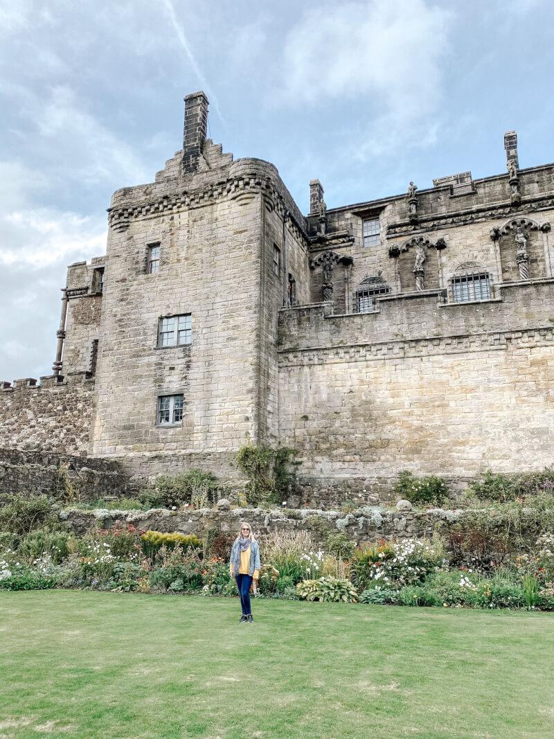 image of Stirling Castle - Castles in Scotland to Visit!