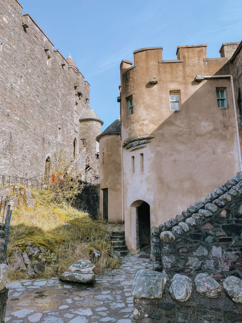 image of Eilean Donan Castle