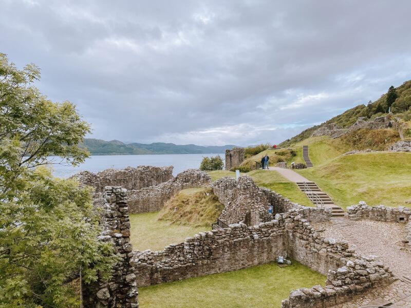 image of Urquhart Castle