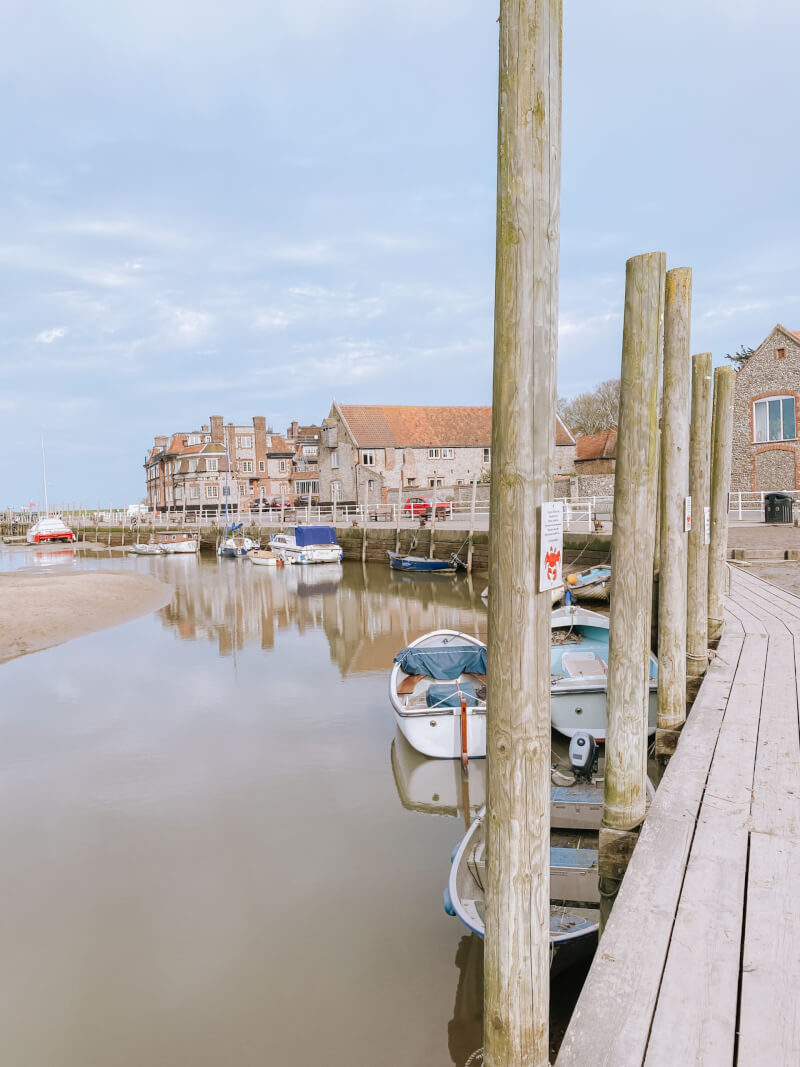Image of Blakeney quay