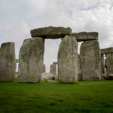 A photo a Stonehenge for good measure!