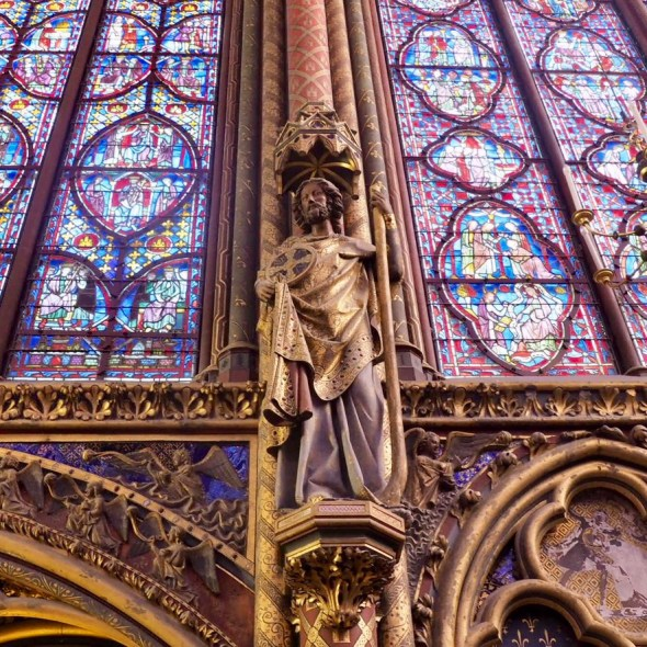 Stained Glass in Paris