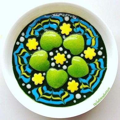Smoothie Bowl Art