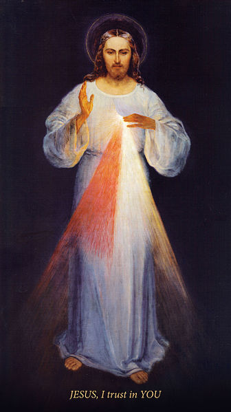 Eugeniusz Kazimirowski, Divine Mercy, 1934
