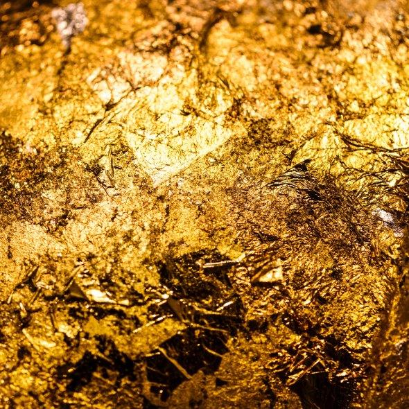 Gold Foil from unsplash