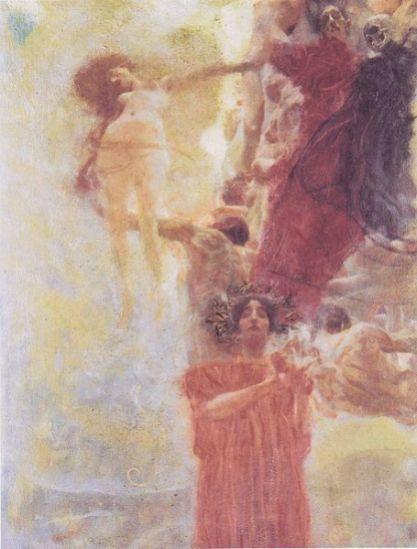 Klimt, Composition for Medicine