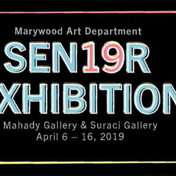 2019 Senior Exhibition
