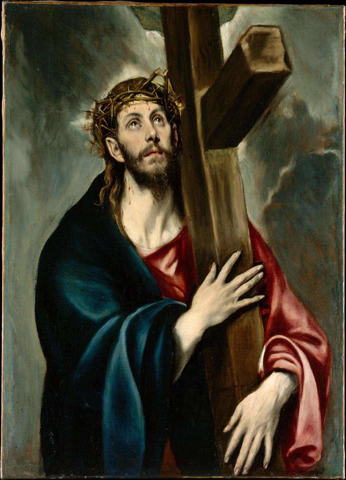 El Greco, Christ Carrying the Cross,1577-1587
