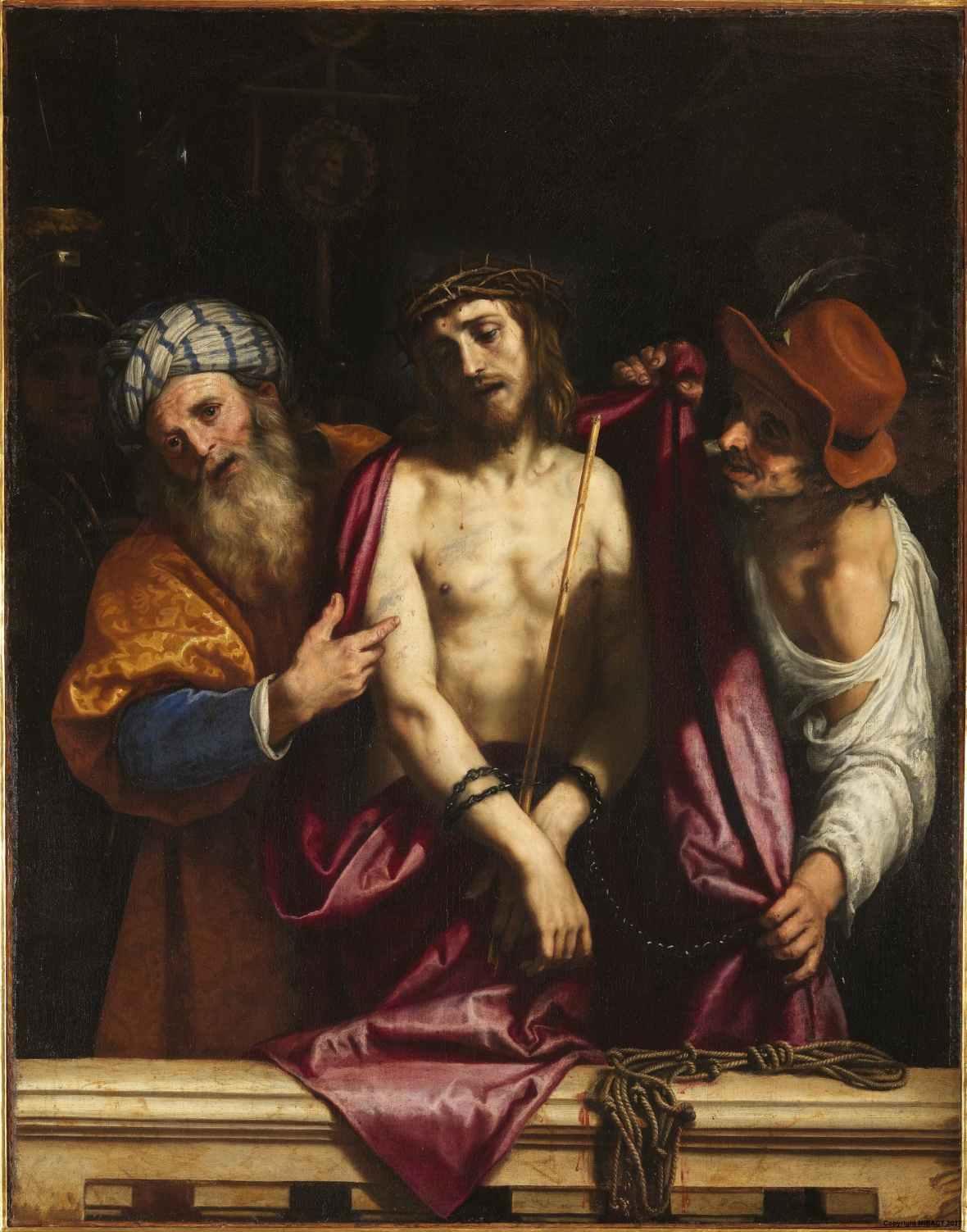 Lodovico Cigoli, Ecce Homo, 1607.
