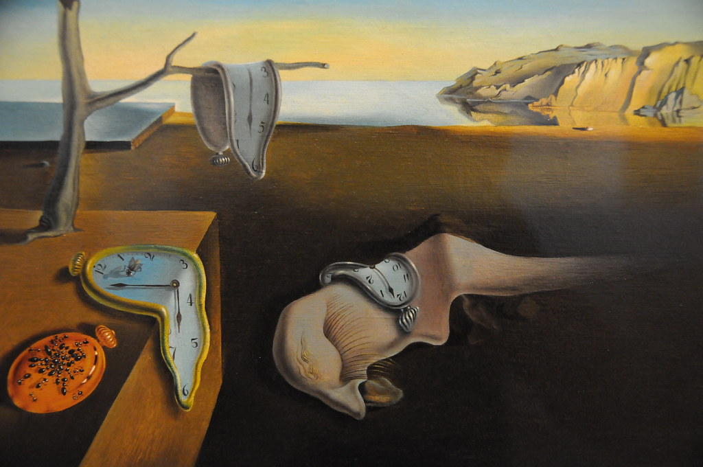 The Persistence of Memory, 1931