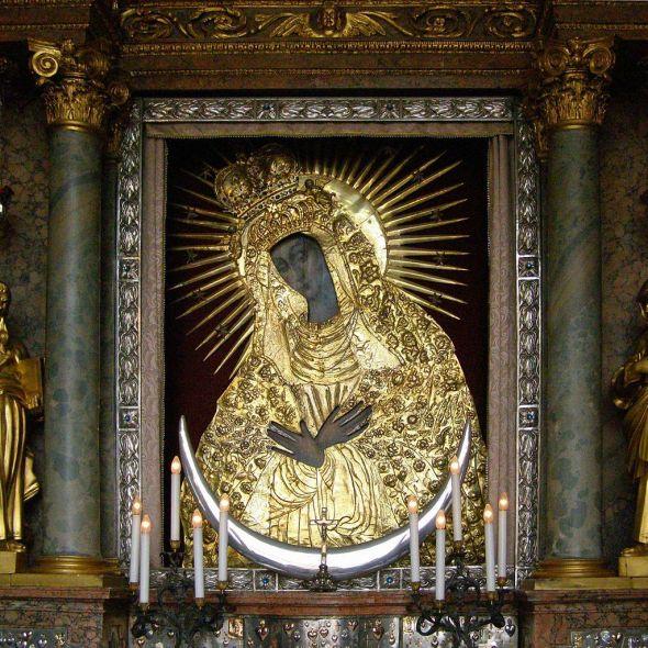 Our Lady of Ostrabrama, Vilnius, Lithuania