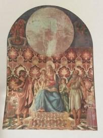 Andrea del Castagno's Madonna di Casa Pazzi