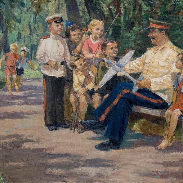 stalinwithchildren