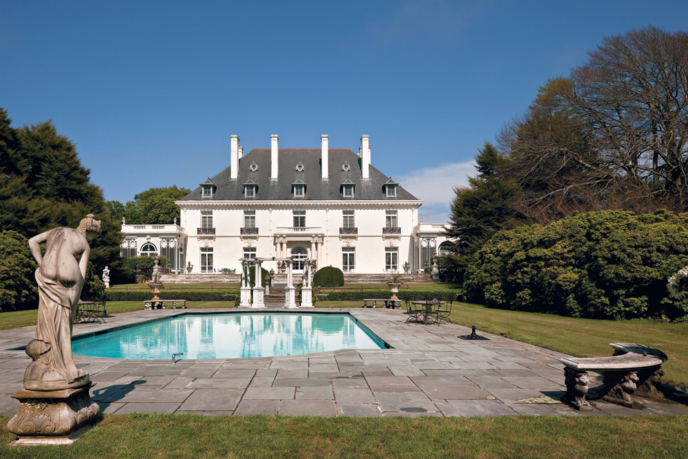 French Style Chateau with Pool